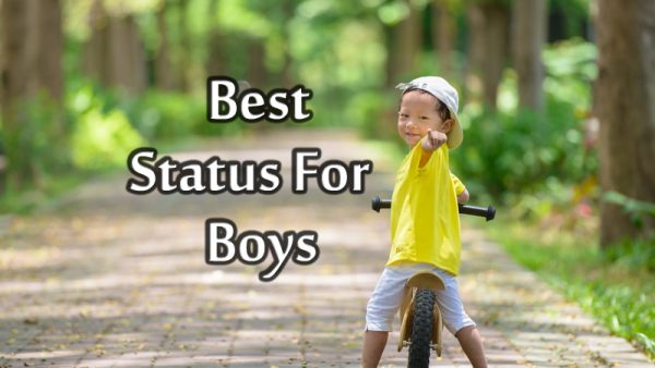 Best Whatsapp Status For Boys and Girls