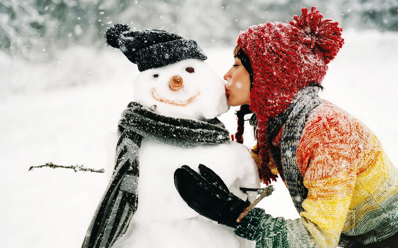 Witty & Funny Winter Status - Short Winter Quotes
