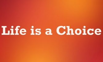 Status about Choice, Messaes and Short Choice Quotes