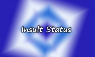 Insults Status and Short Insults Sayings for Whatsapp, Facebook Messages