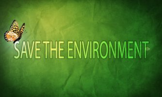 Save Environment Status, Messages, Short Quotes & Slogans