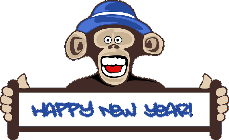 Funny New Year Status
