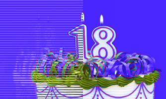 Happy 18th Birthday Status and Wishes Message