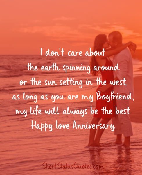 One Year Anniversary Love Quotes: 1st Anniversary Status And Captions