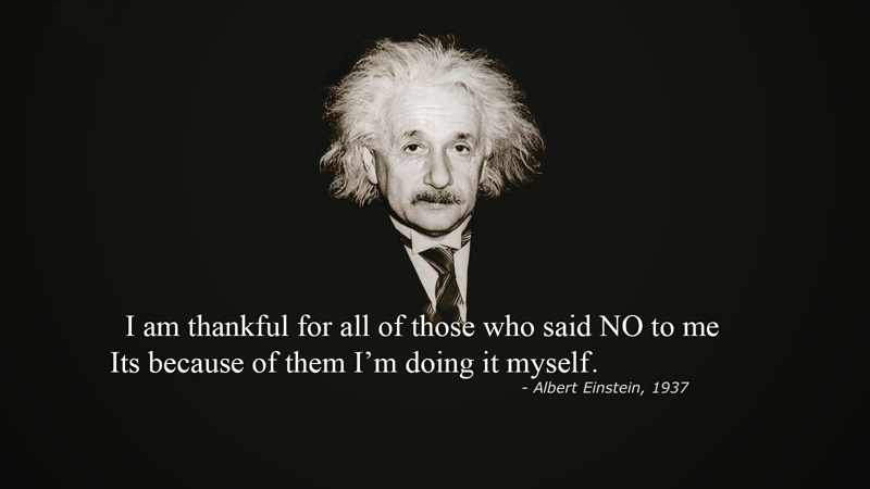 Albert Einstein Quotes and Sayings