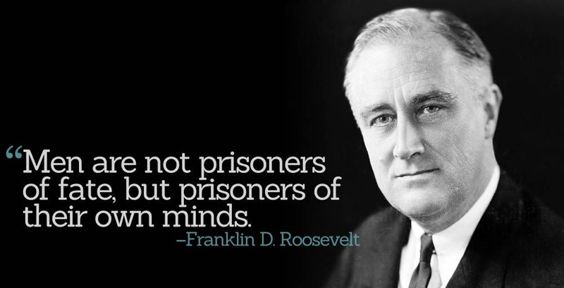 982c6b0bab Best Franklin D. Roosevelt Quotes – Inspirational Words of Wisdom