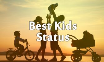 Kids Status & Messages – Short Child Quotes For Whatsapp & Facebook