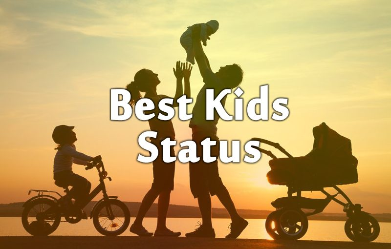 Kids Status Quotes For Whatsapp Facebook