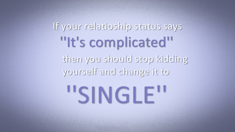 Being Single Status Messages and Quotes for Whatsapp and