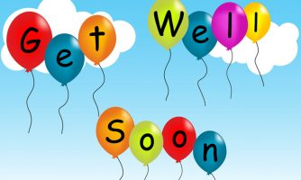 Get Well Soon Status, Messages and Wishes For Whatsapp and Facebook