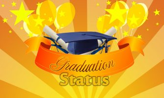 Graduation Status, Messages and Short Quotes For Whatsapp Facebook