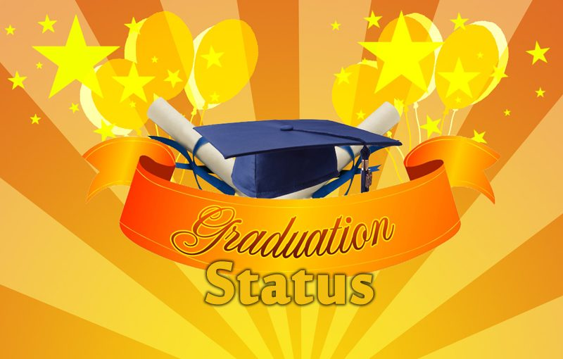Graduation Status Messages And Short Quotes For Whatsapp Facebook