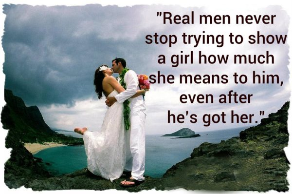 Real Man Status, Messages & Quotes