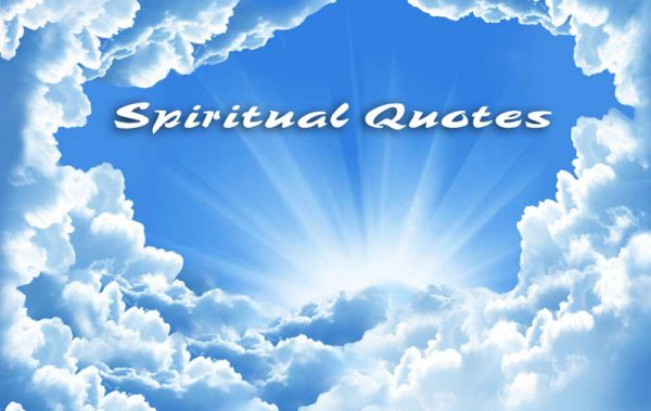 Spiritual status short spiritual quotes