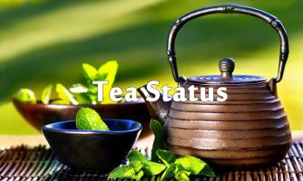 Tea Status, Messages and Short Quotes about Tea For Friends