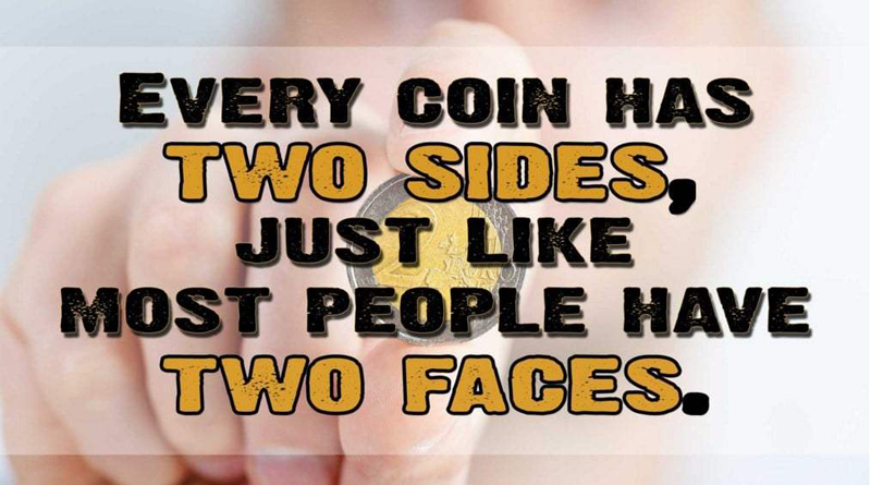 Two Faced People Status Messages And Short Two Faced People Quotes