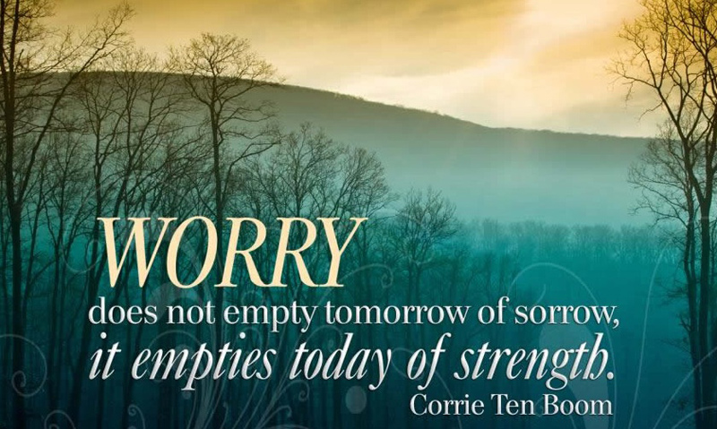 Top Famous Worry Status and Short Worry Quotes