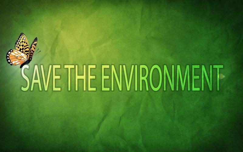 Save Environment Status, Short Quotes & Slogans On Environment