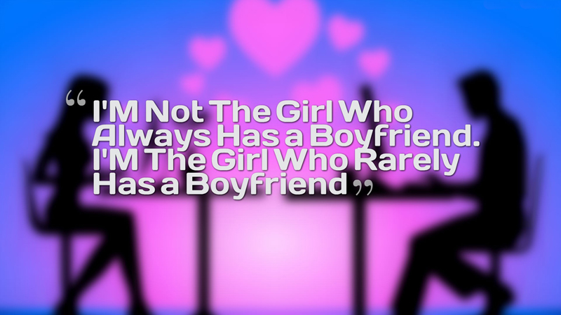 Funny girl dating quotes