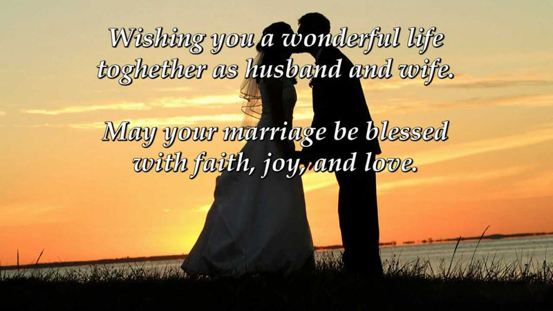Wedding status wishes messages for newly wed couple best wedding wishes m4hsunfo