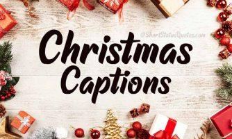 100+ Christmas Captions for This Special Holiday Season