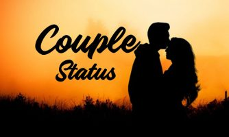 220+ [Best] Couple Status – Lovely & Sweet Status for Couple's