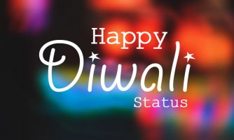 Diwali Status : Happy Deepavali Caption and Wishes