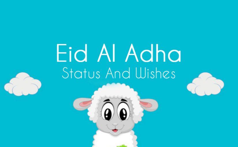 Eid Al Adha Status and Wishes