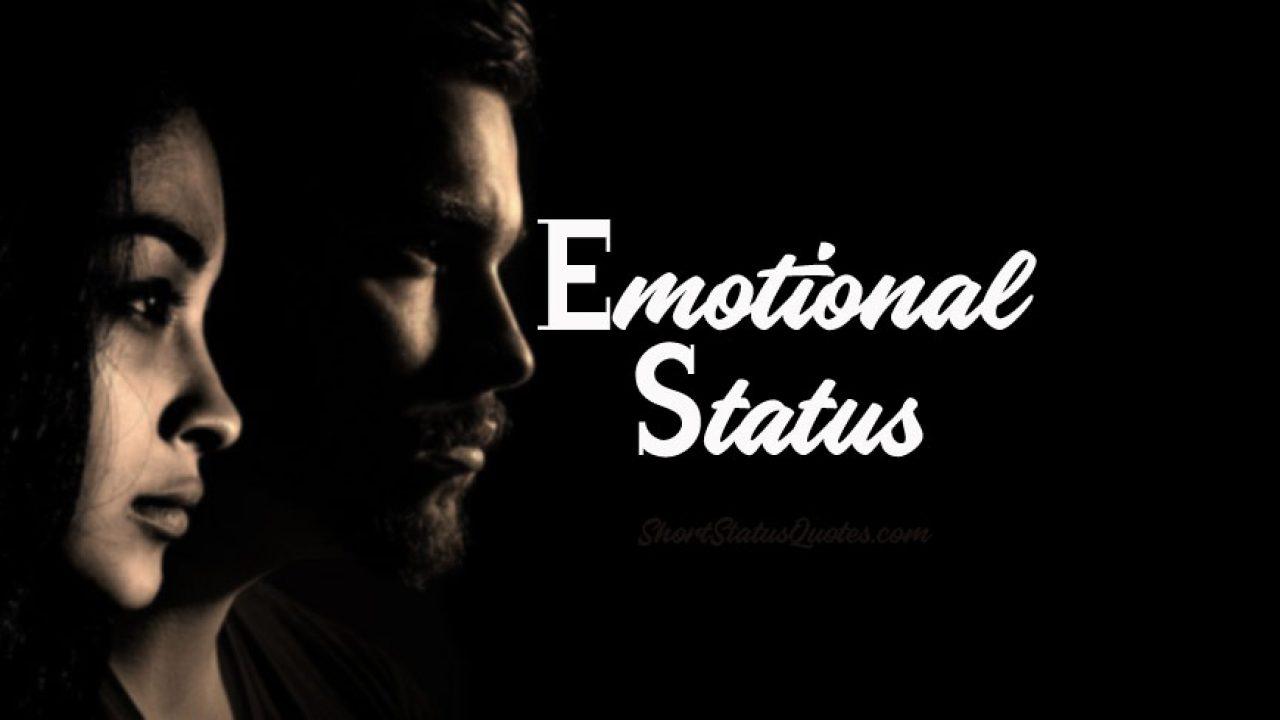 125 Emotional Status Captions Heart Touching Emotional