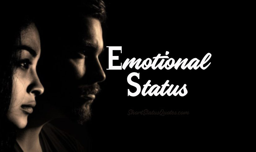 125 Emotional Status Captions Heart Touching Emotional