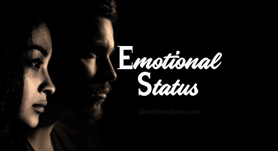 125 Emotional Status Captions Amp Heart Touching Emotional Quotes