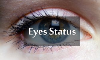 Eyes Status, Short Eyes Quotes – Sayings On Beautiful Eyes