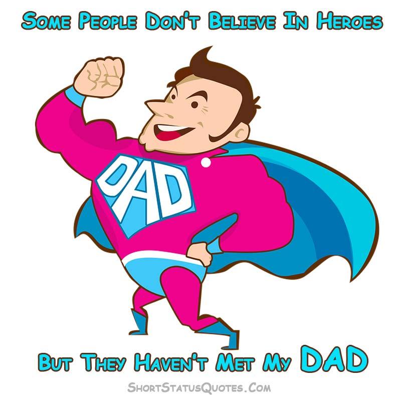 Father-status-Super-Dad-Hero-dad-best-papa