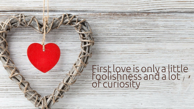 First Love Status And Quotes Short Status About First Love