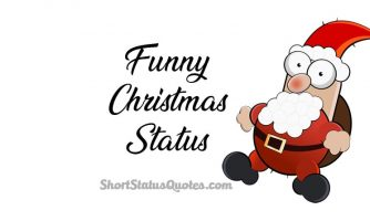 100+ Funny Christmas Status, Captions and Wishes Messages