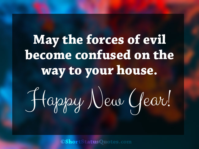 135 Funny New Year Status Captions Funny Wishes For 2020