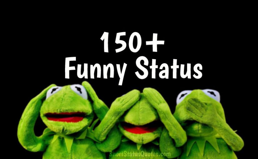 150 Funny Status Captions And Short Funny Quotes