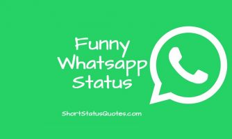 125+ Funny Whatsapp Status & Funny Whatsapp Bio Ideas