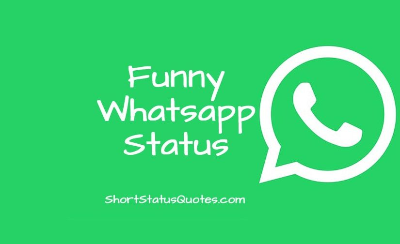 50 Funny Whatsapp Status That Will Make You Lol