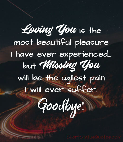 Goodbye-Status-for-Loved-One