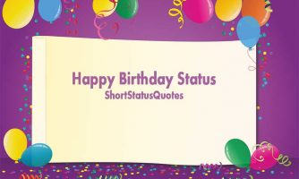 Birthday Status – Happy Birthday Status for Whatsapp Facebook Instagram