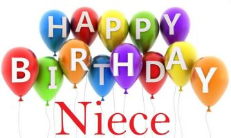 Birthday Status For Niece :  Birthday Captions and Messages for Niece