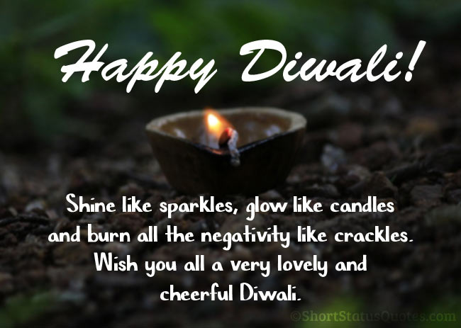 Diwali Status 2019 Happy Deepavali Caption And Wishes