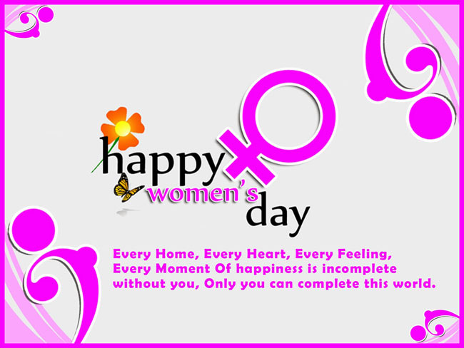 Happy-Womens Day Status Wishes