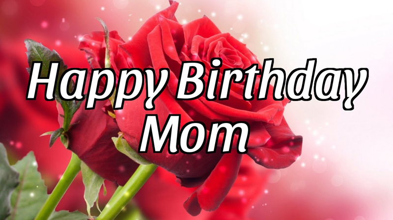 Birthday Status For Mom - Happy Birthday Mother Messages