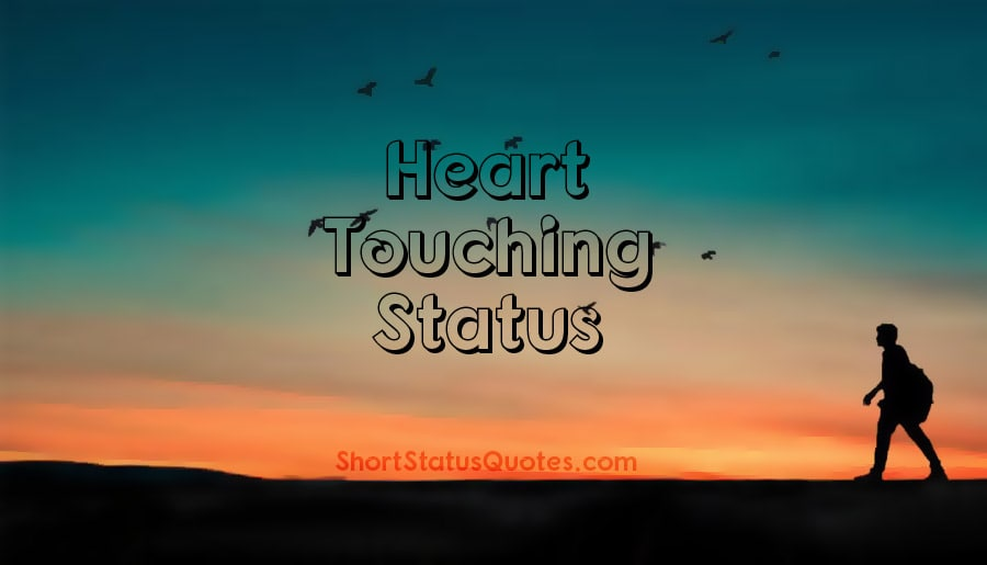 Heart Touching Status, Captions and Quotes