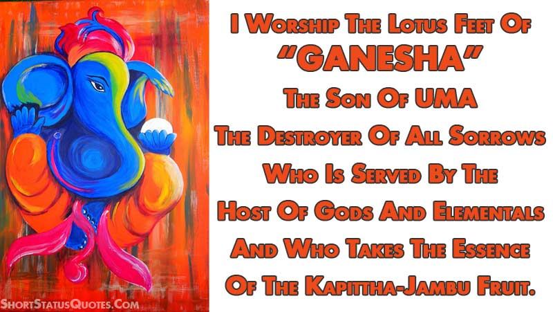 Hindu-Prayer-Status-and-prayer-quotes-for-Ganesha