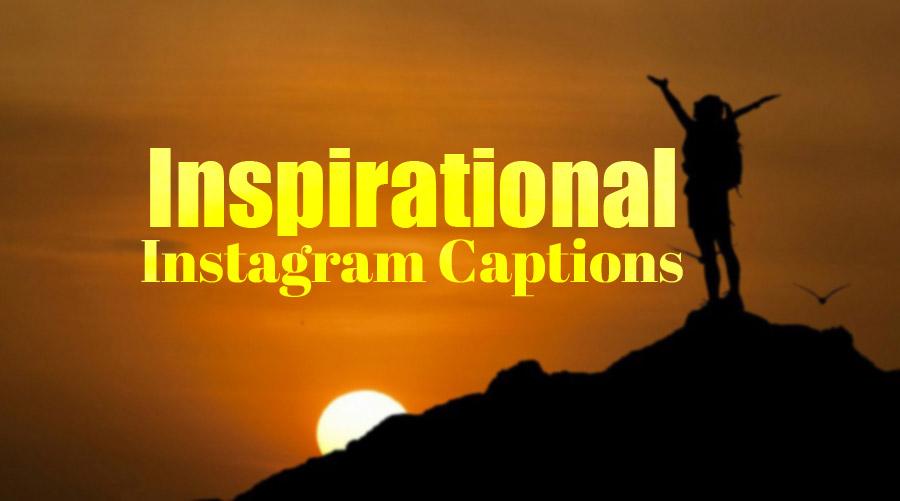 100+ Best Positive Inspirational Instagram Captions   SSQ