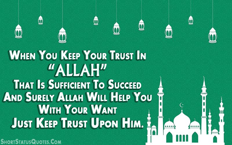 Islamic Status Short Islamic Quotes For Whatsapp Facebook