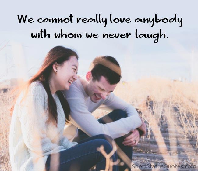 Romantic Love Captions for Couple